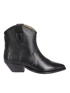 Isabel Marant - Dewina ankle boots in black