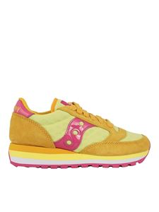 Saucony - Jazz Triple sneakers in yellow