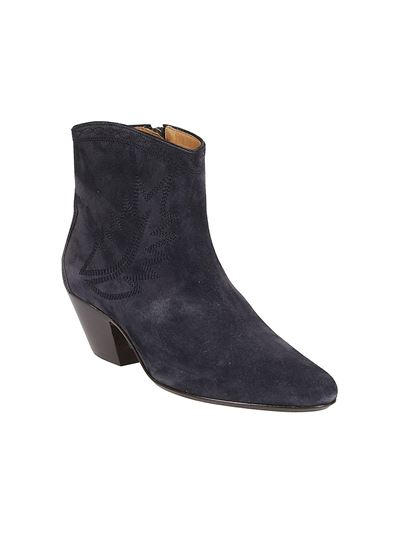 Isabel Marant - Dacken ankle boots in black