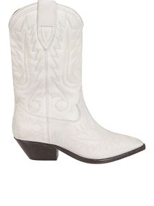 Isabel Marant - Duerto boots in white