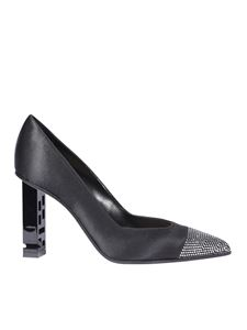 Sergio Rossi - Sergio Super Heel pumps in black