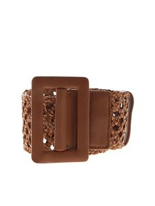 Max Mara Weekend - Meris belt in leather color