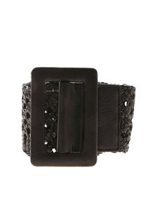 Max Mara Weekend - Meris belt in balck