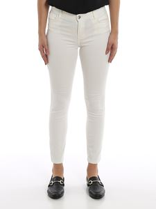 MY TWIN Twinset - Skinny jeans in white