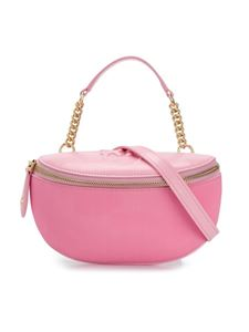 Pinko - Marsupio Mini Bum Bag Switch On rosa