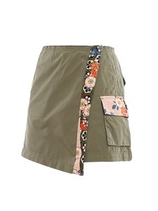 Pinko - Brendon shorts in green