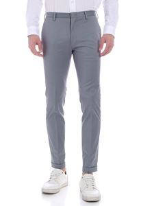 Paul Smith - Turned-up bottom pants in grey