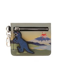 PS by Paul Smith - Porta carte Dino multicolor