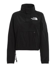 The North Face - Techno fabric cropped anorak