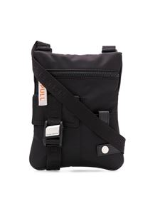 Heron Preston - Nylon cross body bag in black