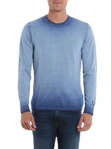 CP Company - Sweater in faded blue