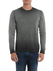 CP Company - Sweater in faded grey