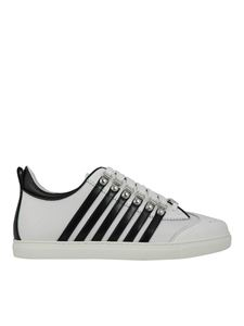Dsquared2 - Sneakers 251 bianche
