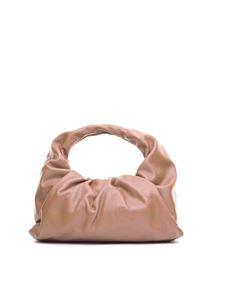Bottega Veneta - Shoulder Pouch bag in camel color