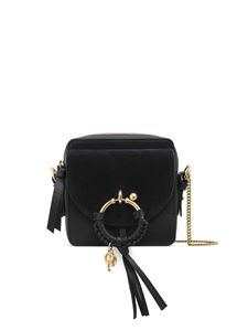 See by Chloé - Camera bag Joan in black