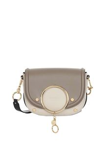 See by Chloé - Mara shoulder bag in grey