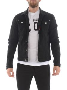 Dsquared2 - Icon stretch jacket in black