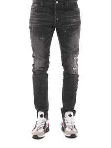 Dsquared2 - Cool Guy jeans in black