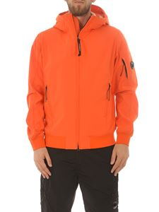 CP Company - C.P. Shell hooded jacket in orange