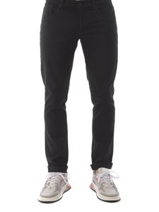 Dondup - Five pockets Ritchie jeans in black