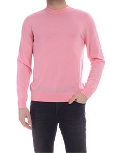 Paul Smith - Merino wool pullover in pink