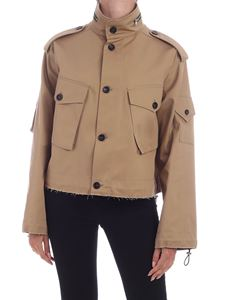 Department 5 - Samday jacket in camel color