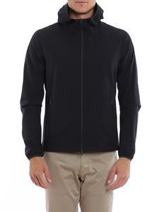Herno - Stretch hooded jacket