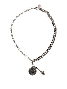 Alexander McQueen - Medallion necklace