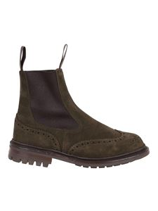 Tricker's - Brown Silvia ankle boots