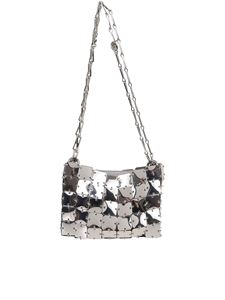 Paco Rabanne - Square Iconic 1969 silver bag