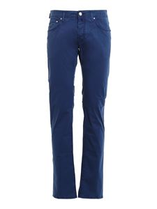 Jacob Cohën - Style 622 pants in blue