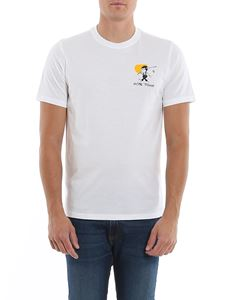 Paul Smith - Gone Fishin print jersey T-shirt