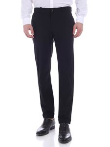 RRD Roberto Ricci Designs - Chino pants in black