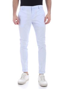 Dondup - Gaubert pants in light blue