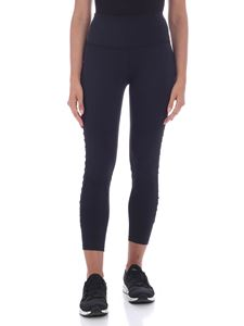 Dondup - Technical fabric leggings in black