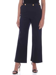 Department 5 - Marina Bridge pants in dark blue