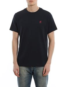 Hogan - Regular fit cotton T-shirt
