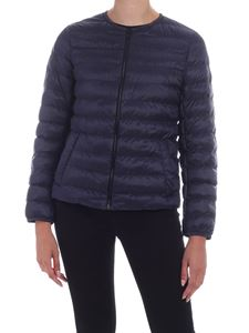 Max Mara Weekend - Fiorire down jacket in blue
