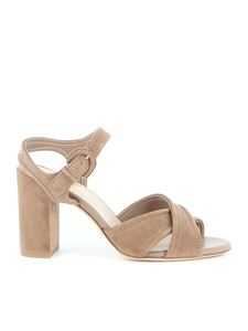 Tod's - Suede sandals