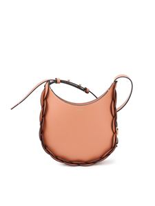 Chloé - Darryl small bag in Muted Brown
