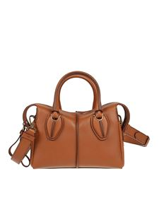 Tod's - D-Styling Micro bowling bag in brown