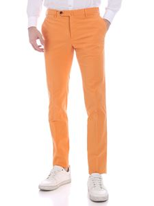 PT01 - Superslim Fit pants in orange