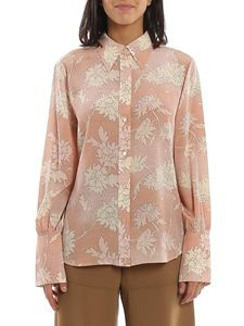 Chloé - Crepe de chine shirt in Cloudy Rose