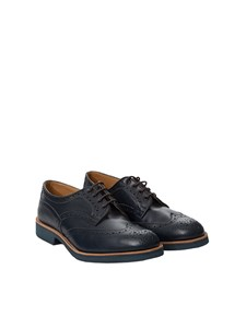 Tricker's - LEATHER DERBY SHOES