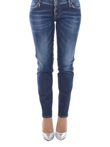 Dsquared2 - Jennifer jeans in blue