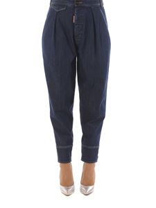 Dsquared2 - Balloon jeans in blue