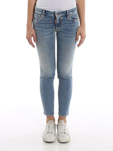 Dsquared2 - Twiggy cropped jeans