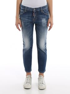 Dsquared2 - Cool Girl cropped jeans