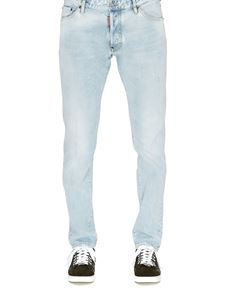Dsquared2 - Cool Guy faded denim jeans