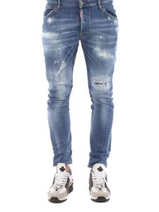 Dsquared2 - Classic Kenny jeans